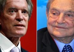 Soros scommette su Bill Gross: in gestione $500 milioni