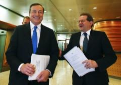 Constancio: bazooka Bce farà fuoco a inizio 2015
