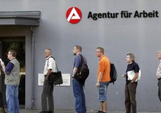 Germania: disoccupazione al minimo record, tasso al 6,6%