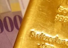Oro a fondo dopo no Svizzera al referendum