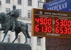 Rublo ancora giù, ora si temono controlli di capitale