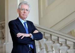 Monti spiega come 'vendere' il QE alla Germania