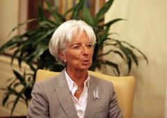 """Lagarde (FMI): """"sistema bancario italiano limitato nell'offrire credito"""""""