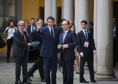 Draghi oltrepassa limiti mandato: dirà a Renzi e Hollande cosa fare