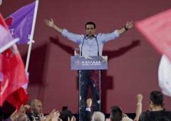 """Grecia, Tsipras: """"se vinciamo via austerity e rinegozieremo il debito"""""""