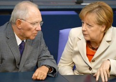 """Schaeuble: """"la Bce è la fonte di tutti i nostri problemi"""""""