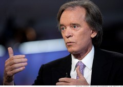 Bill Gross gonfia il fondo Janus da lui gestito con capitali propri