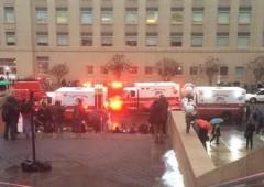 Fumo sospetto in stazione metro Washington: un morto e quasi 100 feriti