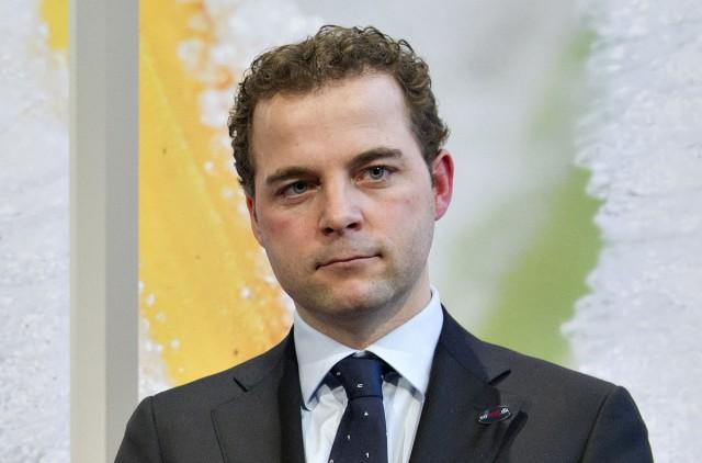 Il ministro danese dell'Economia Morten Oestergaard. Il mercato del lavoro va a go=nfie vele
