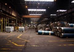 Produzione industria in lieve ripresa. Ma in 2014 calo -0,8%