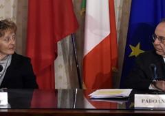Italia e Svizzera firmano la fine del segreto bancario