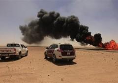 Libia, Isis bombarda due bacini petroliferi, danneggiato gasdotto