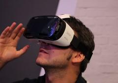 Samsung vuole che usiate visori 3D per fare tutto