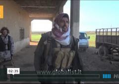 Isis: per la prima volta appare in video un jihadista italiano [VIDEO]