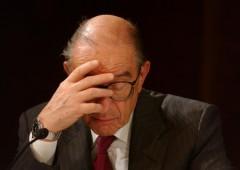 """Greenspan: Usa seduti su una """"polveriera di inflazione"""""""