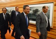 Draghi difende QE: anche Bundesbank acquistò titoli di stato