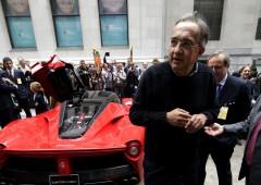 """Marchionne non esclude nulla: accordo GM o Ford """"tecnicamente fattibile"""""""