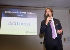Digitouch diventa la 60esima PMI quotata a Milano