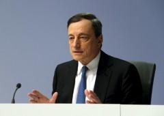 """Draghi su Eurozona: """"nella ripresa manca tassello investimenti"""""""