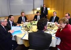 Grecia, Ue offre due miliardi di aiuti per crisi umanitaria