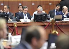 Draghi stizzito per domanda su Bce che ricatta Atene