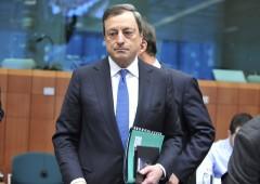 """Draghi alla Camera: """"Crescita Italia smorzata già prima di ingresso euro"""""""