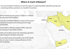 Iran, sauditi contro patto nucleare. Temono guerre e petrolio a $20