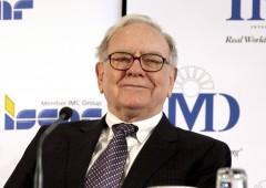 Azionario nei guai: lo dice indice di Buffett