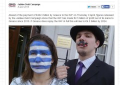 """Fmi e """"l'affare Grecia"""": con i prestiti ha guadagnato €2,5 miliardi"""