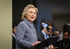Presidenziali Usa: Hillary Clinton sta per ufficializzare candidatura