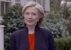 """L'annuncio è arrivato: Hillary Clinton: """"Correrò per la Casa Bianca"""""""
