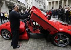 Ferrari si separa da FCA: sbarcherà a Piazza Affari il 4 gennaio