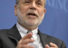 Bernanke si ricicla nel privato: lavorerà per un hedge fund
