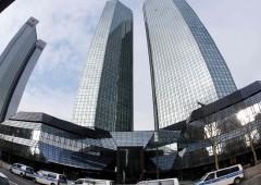 Deutsche Bank, mega multa da 2,5 miliardi per manipolazione Libor