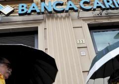 Banca Carige: bloccato l'aumento di capitale. Tracollo a Piazza Affari