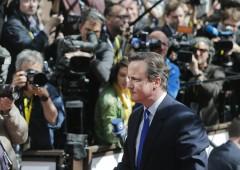 Europa: dirigenti temono uscita Regno Unito più della Grecia