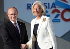 Emergenti, Russia crea l'anti Fmi da $100 miliardi