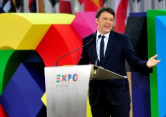 "Renzi a Piazza Affari: ""Tassa 26% su rendite? Lo rifarei domattina"""