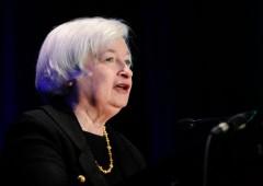 Fed, Yellen scatena timori su bolla azioni e bond