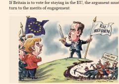 """""""Cameron non insisti su sovranità, altrimenti sarà Brexit"""""""