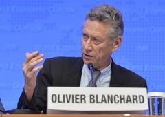 Fmi, lascia il capo economista Olivier Blanchard