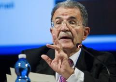 """Padre dell'euro Prodi: """"Europa a rischio disgregazione"""""""
