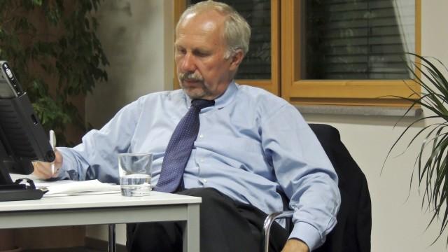 Ewald Nowotny, banchiere centrale austriaco e membro del board della Bce