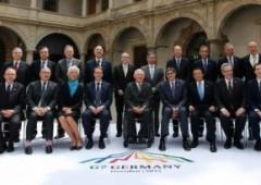 """G7: """"Debito non si può più tollerare"""""""