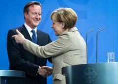 Merkel teme Brexit. Pensa a modifica trattati Ue