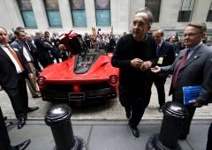 Ferrari promette bond e politica generosa dividendi