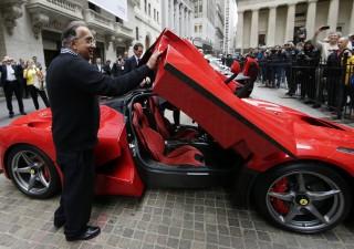 Ferrari, mistero su rinvio sbarco in Borsa deciso da FCA