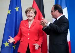 Francia torna a crescere. Germania frena, Italia pure