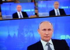 """Putin: """"sanzioni? Società italiane difesa hanno già perso 1 miliardo"""""""