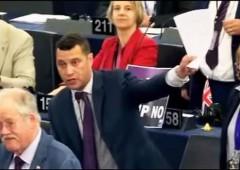 Caos al Parlamento Ue su Trattato libero scambio